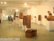 Trưng bày bộ sưu tập nghệ thuật cho người khiếm thị