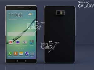 Samsung Galaxy S7, S7 Edge có khả năng chống nước, khe cắm thẻ nhớ