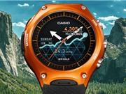 Trên tay chiếc smartwatch siêu bền của Casio