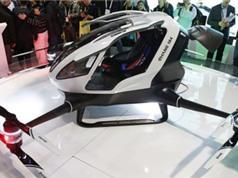 TQ chế tạo máy bay không người lái chở người đầu tiên trên thế giới