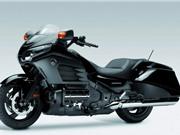 """Top 10 chiếc moto có cân nặng """"khủng"""" nhất thế giới"""