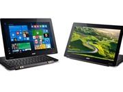 Trên tay máy tính bảng lai, màn hình 4K của Acer