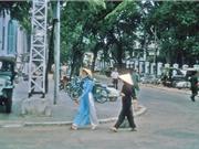 Sài Gòn năm 1964 trong ảnh của Lonnie M. Long