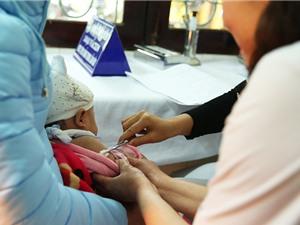 Thử nghiệm thêm vaccine ngừa bại liệt cho trẻ