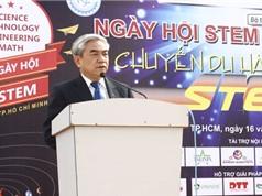 Bộ trưởng Nguyễn Quân: Bộ KH&CN luôn đồng hành cùng STEM