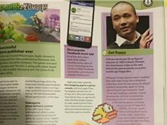 Nguyễn Hà Đông được vinh danh tại sách Guinness 2016