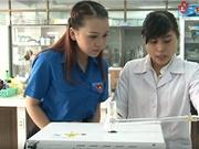 Cô sinh viên chế tạo kem chống muỗi từ cây sả