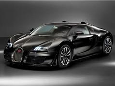 10 mẫu xe hơi Bugatti đắt giá nhất