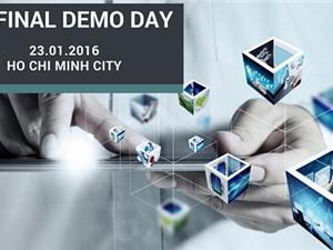 Final Demo Day: Kết nối doanh nghiệp khởi nghiệp với nhà đầu tư