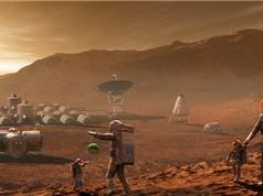 Giấc mơ sao Hỏa của tỷ phú Elon Musk khó thành?
