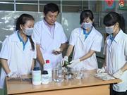 Xử lý ô nhiễm dầu bằng vật liệu từ giấy tái chế