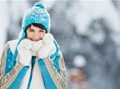 10 cách giữ ấm đơn giản cho cơ thể trong ngày giá rét