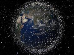 Rác vũ trụ gây xung đột vũ trang