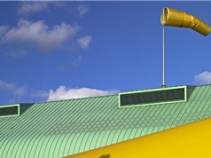 Phát triển thành công cỏ nhân tạo tạo năng lượng gió