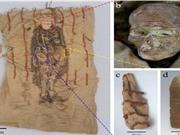 Phát hiện thỏi son 3.600 năm tuổi làm từ tim động vật