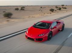 Lamborghini thiết lập kỷ lục trong năm 2015