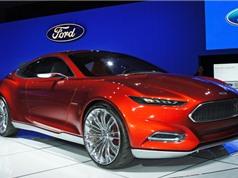Ford công bố doanh số bán hàng, lợi nhuận trong năm 2015