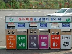 Tìm hiểu những quy định vứt rác cực kỳ nghiêm ngặt tại Hàn Quốc