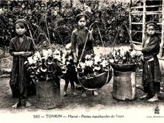 Ngược dòng thời gian ngắm Tết xưa ở Hà Nội