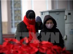 Miền Bắc rét đậm diện rộng, Hà Nội nhiệt độ thấp nhất 12 độ C