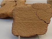 Người Babylon cổ đại dùng hình học theo dõi sao Mộc