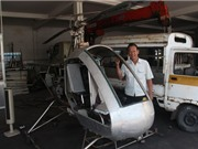 5 năm trời chế trực thăng: Chưa đạt, ăn tết không ngon