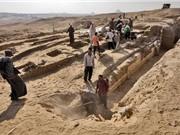 Tìm thấy chiếc thuyền lớn của người Ai Cập cổ đại