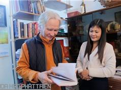 GS-TSKH Trần Xuân Hoài: Người tài sẽ tự biết khi nào nên trở về