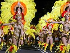 Chiêm ngưỡng sắc màu kỳ ảo của những lễ hội tháng hai