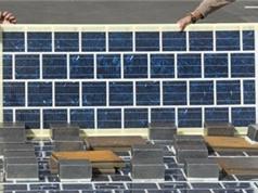 Pháp xây hàng ngàn km đường năng lượng Mặt trời