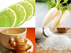 6 cách chữa đau họng đơn giản, không cần dùng thuốc tây