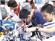 KHCN trong giới trẻ: Lấy hội nhập quốc tế làm điểm nhấn