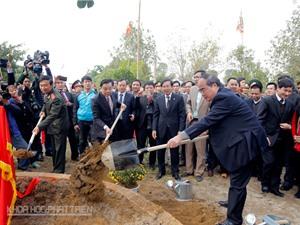 Ông Nguyễn Thiện Nhân: Thu hút nhân tài để Khu CNC Hòa Lạc là điểm hẹn của trí tuệ Việt Nam