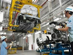 Ban hành chính sách cho công nghiệp ôtô 10 năm tới