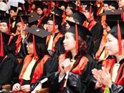 1.300 học bổng tiến sĩ ở nước ngoài năm 2016