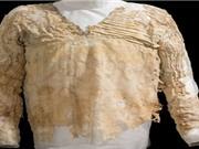 Chiếc áo 5.000 năm trước tinh xảo không ngờ