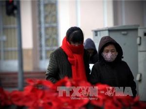 Từ đêm mai không khí lạnh ảnh hưởng đến Bắc Bộ