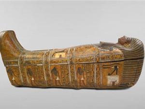 Bất ngờ phát hiện dấu vân tay 3.000 năm tuổi trên quan tài cổ Ai Cập