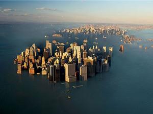 Mực nước biển đang tăng nhanh kỷ lục