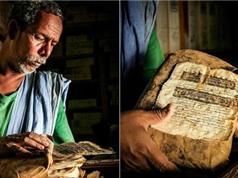 Độc đáo kho báu sách cổ giữa sa mạc Sahara