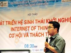 Hệ sinh thái khởi nghiệp IoT Việt Nam