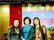 Cố Giáo sư - tiến sỹ Lê Thị Luân: Đi xe đạp, tính kế xuất khẩu vắcxin