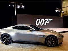 Top 10 siêu xe ấn tượng nhất trong phim 007