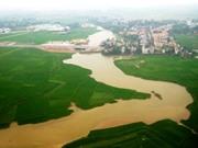 Hoa Kỳ và Việt Nam hợp tác chống biến đổi khí hậu vùng đồng bằng sông Hồng