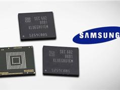 Samsung trình làng bộ nhớ trong smartphone dung lượng 256 GB
