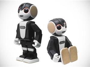 Tìm hiểu chi tiết về chú robot kiêm smartphone của Sharp