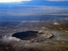 Điểm danh 5 thiên thạch lớn nhất từng rơi xuống Trái Đất