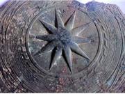 Hà Tĩnh: Tiếp nhận mặt trống đồng cổ Đông Sơn niên đại 2000 năm