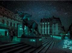 Pháp lên kế hoạch thắp sáng Thủ đô Paris bằng vi khuẩn phát quang