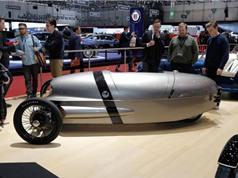 Chiêm ngưỡng những mẫu xe độc dị tại Geneva Motor Show